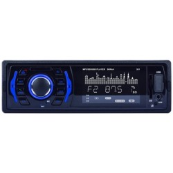 Mp3 Player αυτοκινήτου με υποδοχή AUX/USB/SD, bluetooth, FM και τηλεχειριστήριο - 301