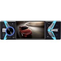 "Mp5 Player Αυτοκινήτου οθόνη 4"" 1 DIN με Bluetooth/ USB/ SD/FM/USB/AUX IN/Κάμερα οπισθοπορίας/Χειριστήριο 9702"