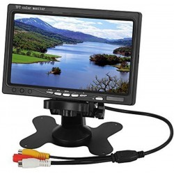 7″ Pillow TFT LCD Color Car Monitor