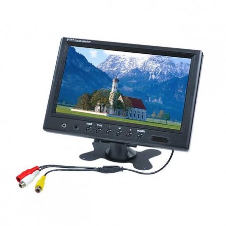 """9"""" TFT LCD Color 800 x 480 Car Monitor"""