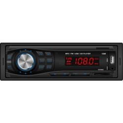 MP3 player Aυτοκινήτου με USB/SD/AUX/Ραδιόφωνο/Χειριστήριο CDX- GT1280