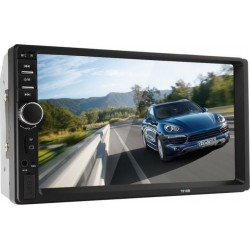 Mp5 Player Αυτοκινήτου 2 DIN με USB/SD/Bluetooth/AUX/Τηλεχειριστήριο 7018B
