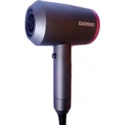 Σετ σεσουάρ μαλλιών με φυσούνα και 2 ακροφύσια Gemei GM-137