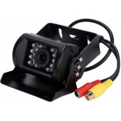 Αδιάβροχη Έγχρωμη Κάμερα Οπισθοπορείας 12V/24V