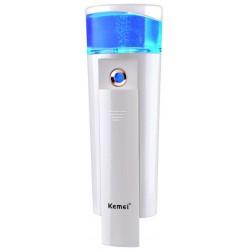 Συσκευή ενυδάτωσης προσώπου με υπερήχους Kemei KM-711