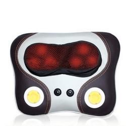 Ηλεκτρικό μαξιλάρι μασάζ Shiatsu αυχένα, κεφαλιού, ποδιών & σώματος για σπίτι & αυτοκίνητο - Massage Cushion OEM