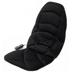 Θερμαινόμενο κάθισμα μασάζ 5 σημείων με υποστήριξη μέσης και χειριστήριο