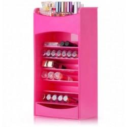 Cosmake οργανωτής καλλυντικών Ροζ
