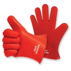 Γάντια από σιλικόνη για υψηλές θερμοκρασίες Hot hands