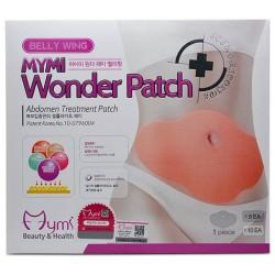 Αυτοκόλλητο επίθεμα αδυνατίσματος Wonder Patch Belly Wing