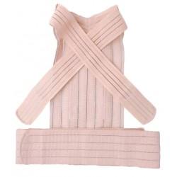 Ελαστική ζώνη με ράβδους για υποστήριξη πλάτης - Μπεζ