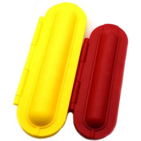 Συσκευή κοπής spiral για hotdog