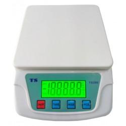 Ηλεκτρονική ψηφιακή ζυγαριά κουζίνας ακριβείας 10kg TS-200