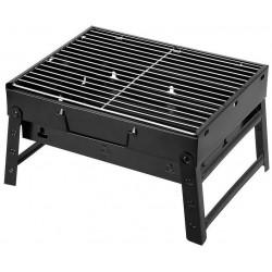Μικρό φορητό barbeque για εξωτερικό χώρο