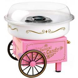 Συσκευή για μαλλί της γριάς σε ροζ χρώμα