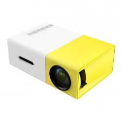 Mini 1080P FULL HD LED Projector YG-300