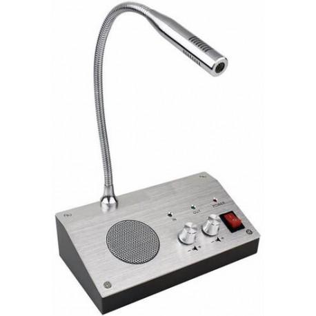 Σύστημα ενδοεπικοινωνίας αμφίδρομο, με δυνατότητα μαγνητοφώνησης RL-9909