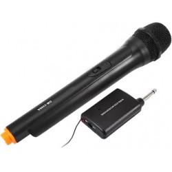 Ασύρματο μικρόφωνο DJ/KARAOKE VHF WVNGR DM-3308A