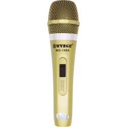 Ενσύρματο μικρόφωνο DJ/KARAOKE WVNGR WG-198A