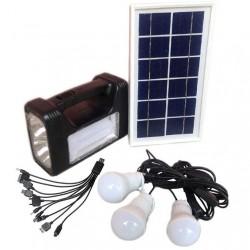 Πολυλειτουργικό ηλιακό σύστημα έκτακτης ανάγκης BCT-8010