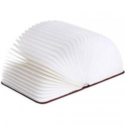 Επαναφορτιζόμενη λάμπα ανοιχτό βιβλίο LED