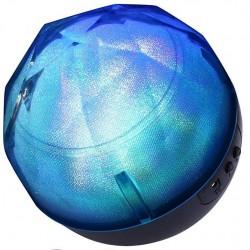 Φωτιστικό για μαγευτική ατμόσφαιρα με προτζέκτορα - Magic diamond projection lamp