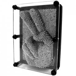 Επιτραπέζιο μεταλλικό διακοσμητικό Pinart 3D
