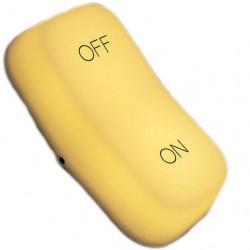 Φωτιστικό On/Off διακόπτης - Κίτρινο
