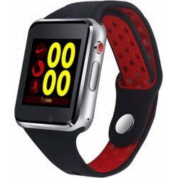 Smartwatch Miwear M3 Κόκκινο