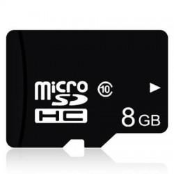 Micro SD 8GB με αντάπτορα