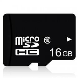 Micro SD 16GB με αντάπτορα