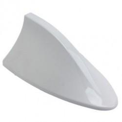 Kεραία αυτοκινήτου οροφής αυτοκόλλητη Shark Fin - Άσπρη