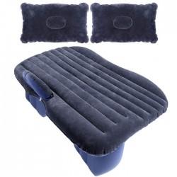 Φουσκωτό στρώμα ταξιδιού για το πίσω κάθισμα του αυτοκινήτου - Μαύρο