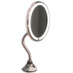Μεγεθυντικός Καθρέφτης 10x με Led