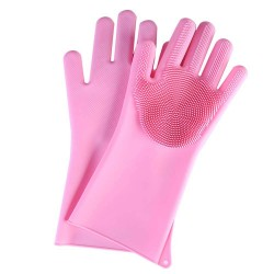 Μαγικά γάντια καθαρισμού με ίνες