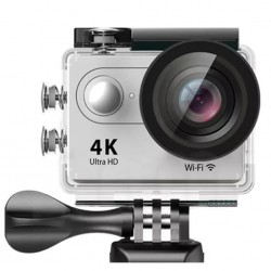 ACTION CAMERA ULTRA HD 4K WIFI WATERPROOF H9 OEM Silver