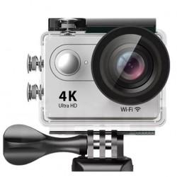 ACTION CAMERA ULTRA HD 4K WIFI WATERPROOF H9 OEM Silver