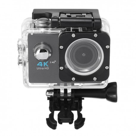 Action Camera 4k Wifi Sports Ultra HD DV Water Resistant