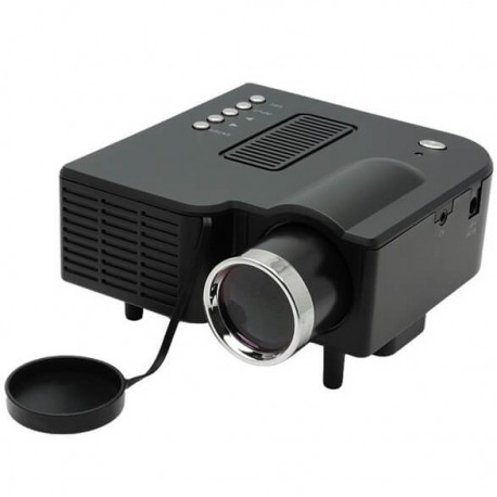 UC28 Mini HD Home LED Projector