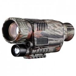 Ψηφιακό Μονοκυάλι νυχτερινής όρασης 5x40 Καμουφλάζ