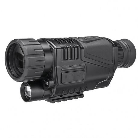 Ψηφιακό Μονοκυάλι νυχτερινής όρασης 5x40 Μαύρο