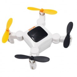 Mini Drone 6-Axis GYRO HC 636W Λευκό
