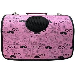 Pet τσάντα μεταφοράς Ροζ