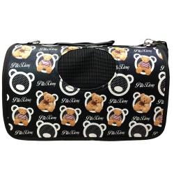 Pet τσάντα μεταφοράς σετ 3 τμχ - Αρκουδάκια