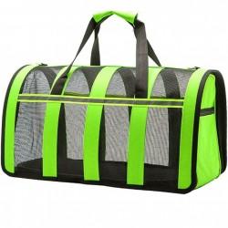 Pet τσάντα μεταφοράς - Πράσινη
