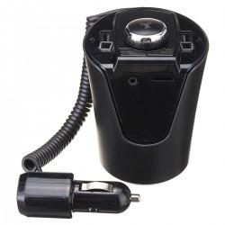 BX6 FM Transmitter USB φορτιστής αυτοκινήτου