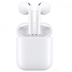 i12 TWS Touch ασύρματα ακουστικά BT 5.0 - Λευκό