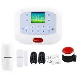 Ασύρματος συναγερμός GSM+PSTN DY-GSM50A