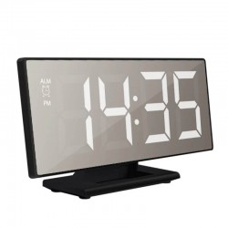 Led Ρολόι καθρέπτης DS-3618L