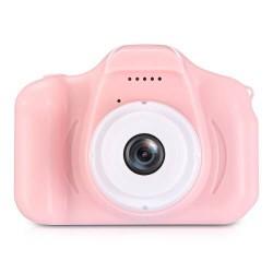 Παιδική ψηφιακή κάμερα Full HD Ροζ